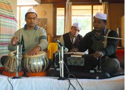 Kumaoni Music At Holi Baithak
